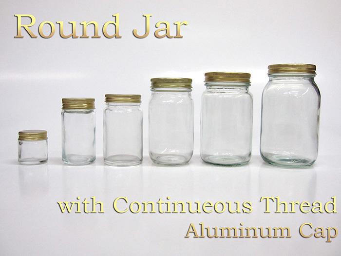 CT Round Jar Family