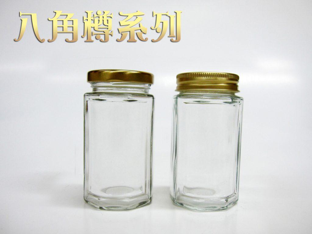 八角瓶系列