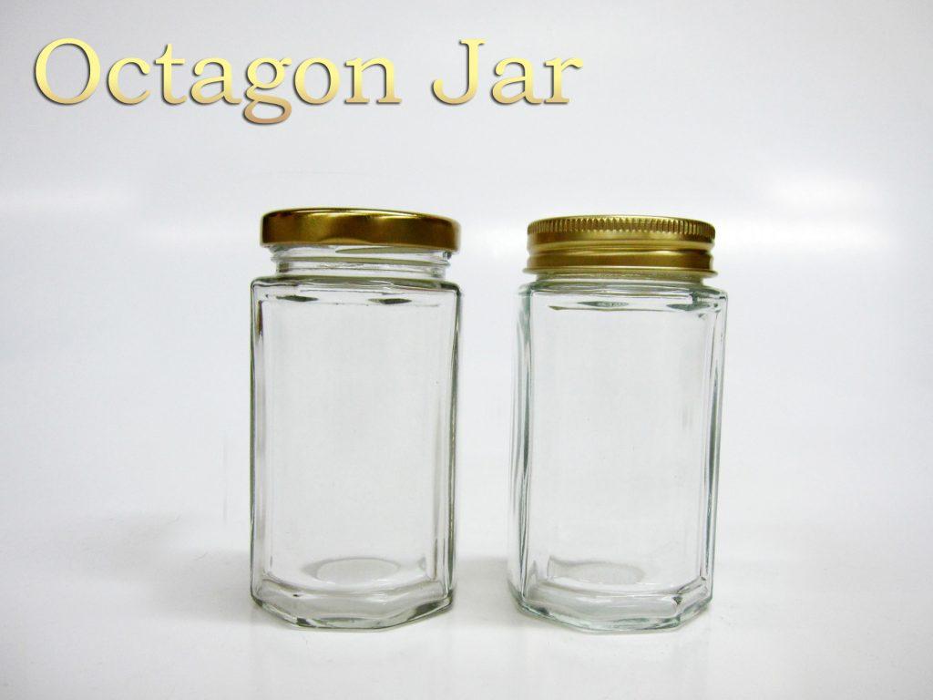 Octagon jar family
